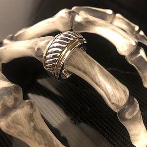Stunning David Yurman Style Ring 925